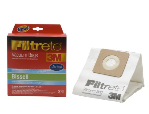 Bissell Vacuum Bags front-15046