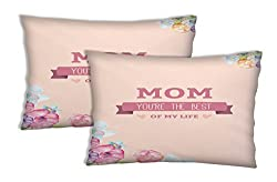 Sleep Nature's Mom Printed Pillow Covers
