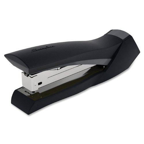 Swingline Smoothgrip Stapler, Black (S7079410)