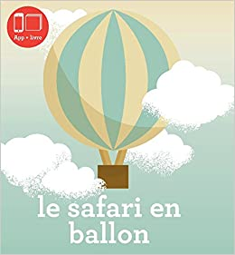 Le safari en ballon-visual