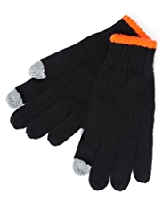 Heatgen™ Touchscreen Knitted Gloves