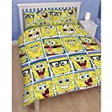Spongebob Squarepants 'framed' double Duvet Cover