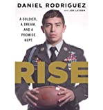 img - for A Soldier, a Dream, and a Promise Kept Rise (Hardback) - Common book / textbook / text book