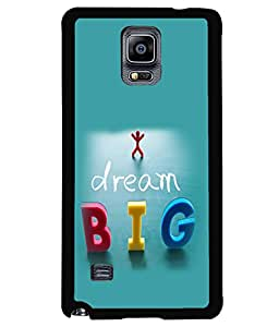 printtech Cool Quotes Success Back Case Cover for Samsung Galaxy Note 4 N910::Samsung Galaxy Note 4 Duos N9100