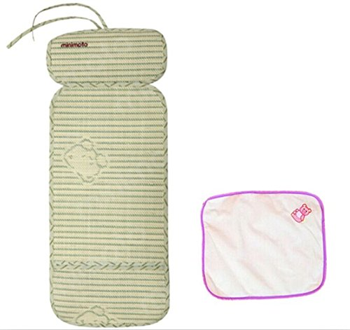 Natural Bamboo Baby Stroller Mat Breathe Freely and Cool