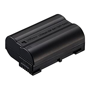 Nikon EN-EL15 Rechargeable Li-ion Battery for Nikon D7000 Digital SLR Camera (Retail Packaging)