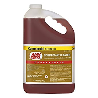 Ajax 04117 Expert Disinfectant Cleaner, 1 gal (Pack of 2): Amazon.com