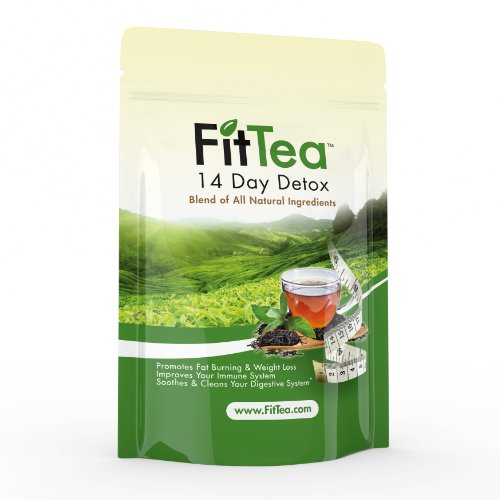 Fit-Tea-14-Day-Detox-Herbal-Weight-Loss-Tea-Natural-Weight-Loss-Body-Cleanse-and-Appetite-Control