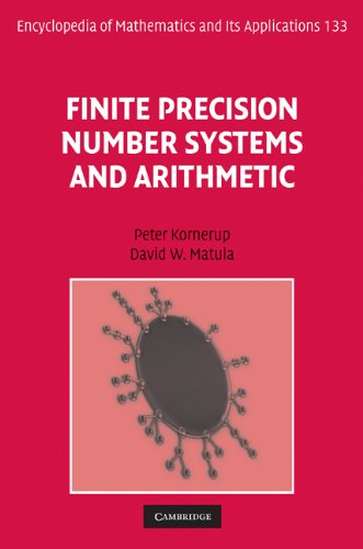 Finite Precision Number Systems and Arithmetic...