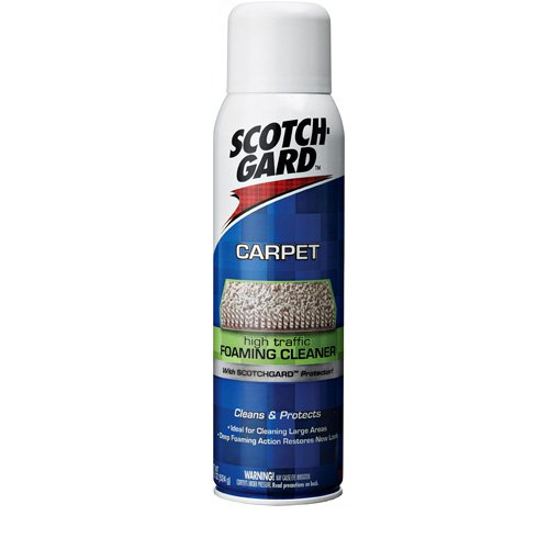 Rug Doctor Deep Carpet Cleaner Brush Cover: Scotchgard Carpet Cleaner, 18.5-Ounce 051141929415