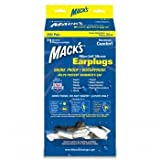 Mack's Pillow Soft Ear Plugs - White - 200-pair Dispenser
