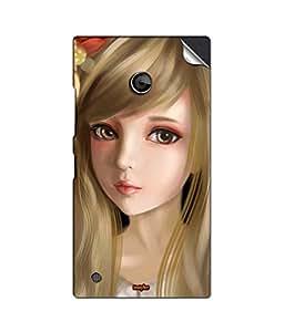 instyler MOBILE STICKER FOR NOKIA Lumia 530