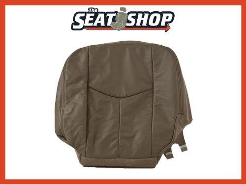 03 04 05 06 Chevy Suburban Tahoe Gmc Yukon Grey Leather