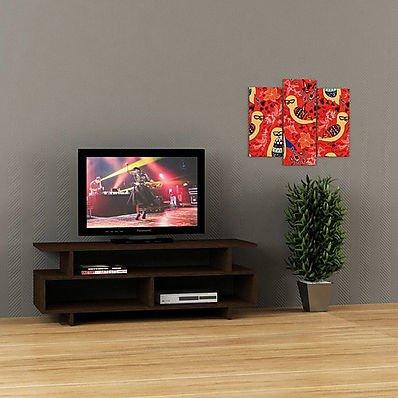 Supporto TV Destro Wenge - M.TV.11152.3