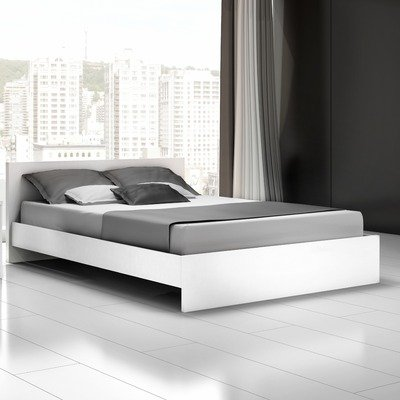 Deals Stellar Home S205 1 Eva Basic Platform Bed Pure White Review