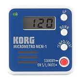 KORG コルグ クリップ・タイプ 電子メトロノーム MICROMETRO MCM-1