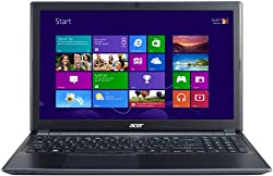 Acer Aspire V5-571 15.6-inch Laptop - Black (Intel Core i5 3317U 1.7GHz, 8GB RAM, 500GB HDD, DVDSM DL, LAN, WLAN, BT, Webcam, Integrated Graphics, Windows 8 64-bit)