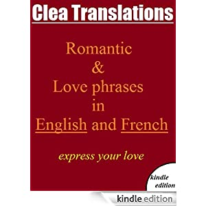 english to french romantic and love phrases ebook clea
