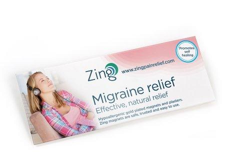 Migraine Relief - Migränelinderung Magnet-Therapie