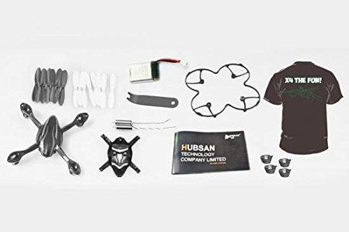 Hubsan H107L QuadCopter Value pack XL