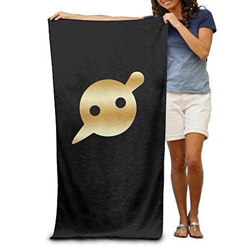 "Knife Party Gold Logo 31.5""*51""microfiber Travel Towels"