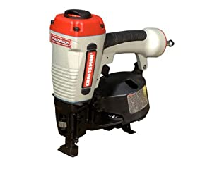 Craftsman 18180 3/4-Inch to 1-3/4-Inch Coil Roofing Nailer with Case by BOSTITCH