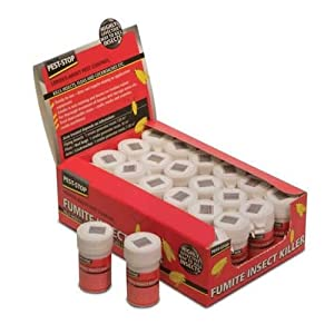 Caraselle Fumite Insect Killer (Permethrin Smoke Generator) 3.5g