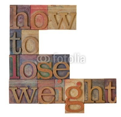 "Wallmonkeys Peel and Stick Wall Decals - How to Loose Weight - 24""W x 23""H Removable Graphic"
