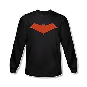 Batman Red Hood Long Sleeve T-Shirt