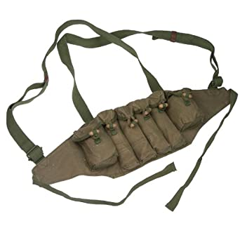 Generic Mens Surplus Chinese Army Type 79 Chest Rig Ammo Pouch by Generic