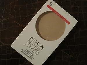 Revlon Nearly Naked Pressed Powder Fair 0.25 oz