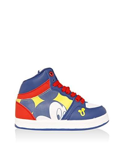 Disney Zapatillas abotinadas Mickey
