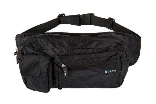 Boken On-The-Go Hip Pack Diaper Bag - 1