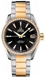 NEW OMEGA AQUA TERRA MIDSIZE WATCH 231.25.39.21.51.002