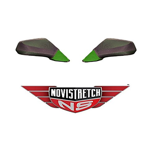 Camaro 5th Generation NoviStretch Mirror Bra Covers High Tech Stretch Mask Fits: All Camaros 2010 thru 2015 (5th Generation Camaro Accessories compare prices)