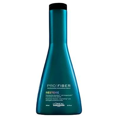 L'Oreal Pro Fiber Restore Shampoo 8.5 Ounces