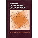 Elements of the Theory of Computation (Prentice-Hall software series) (0132734176) by Harry R. Lewis