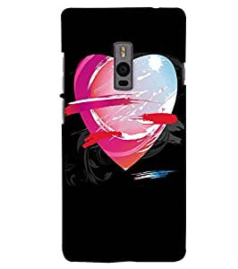 Citydreamz Heart\Love\Valentine Hard Polycarbonate Designer Back Case Cover For OnePlus 2