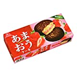 森永製菓 あまおうケーキ 6個 30コ入り