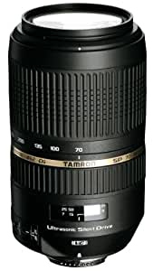 Tamron Objectif SP AF 70-300mm F/4-5,6 Di VC USD - Monture Canon