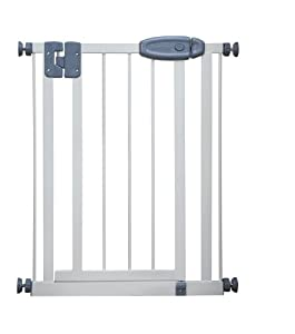 tippitoes safety gate extra narrow narrow. Black Bedroom Furniture Sets. Home Design Ideas