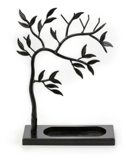 Zoohu Sculpted Jewelry Tree - Metal Necklace
