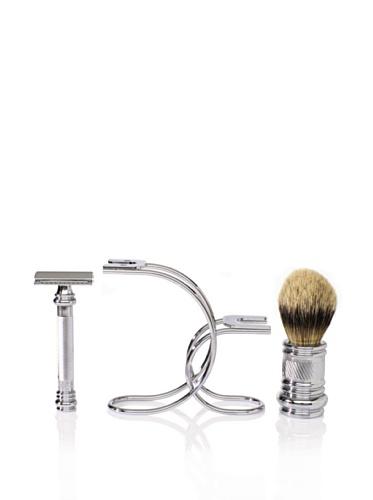 Merkur Deluxe Shaving 3-Piece Gift Set
