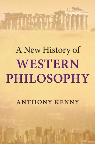 Anthony Kenny - A New History of Western Philosophy