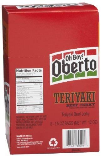 Oberto beef jerky coupons 2018
