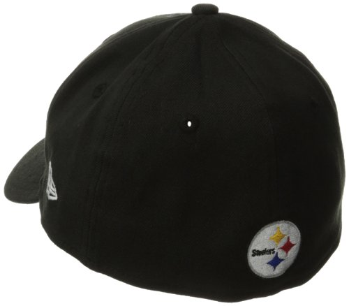 NFL Pittsburgh Steelers Curve Classic 39Thirty Flex Fit from SteelerMania 0c2c53916