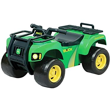 John Deere   Sit N Scoot Buck With Lights And Sounds