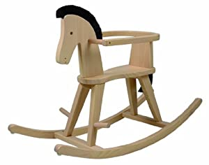 Knorrtoys.com 40600 - Madera Rocking Horse Pablo marca Knorrtoys.com - BebeHogar.com