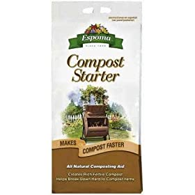 Espoma Organic Traditions Compost Starter- 3.5 lb Bag BE4