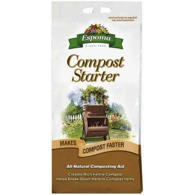 Espoma CS3 3-1/2-Pound Compost Starter (Discontinued by Manufacturer)